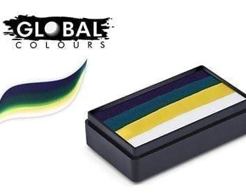 Brisbane Funstrokes Global Colours 30g Face Paints