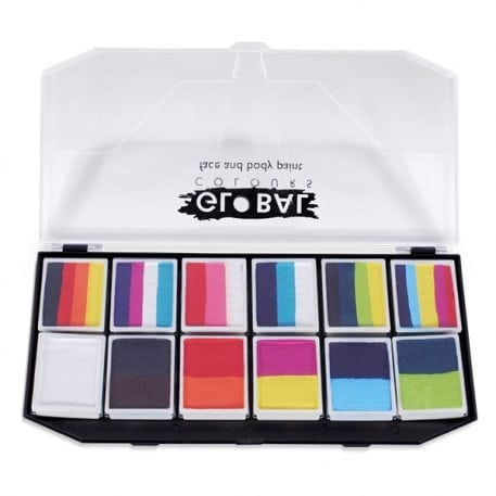 Carnival Fun Stroke Global Colours Palette