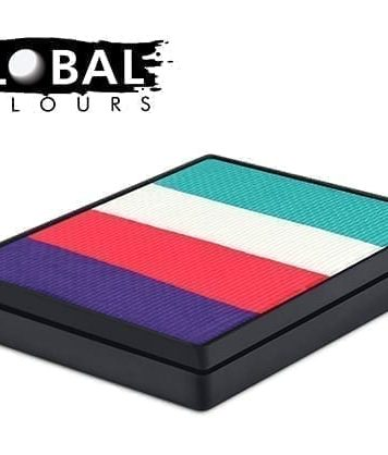 Holland Rainbow Cake Global Colours 50g Face Paints