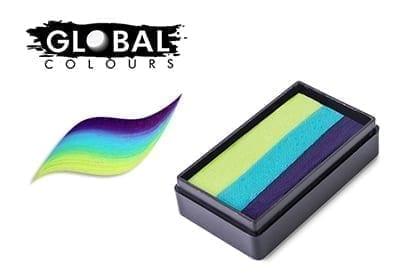 London Funstrokes Global Colours 30g Face Paints