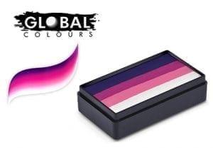 Naples Funstrokes Global Colours 30g Face Paints Australia