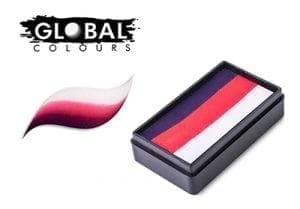 Paris Funstrokes Global Colours 30g Face Paints