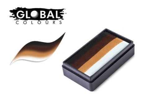 Sahara V2 Funstrokes Global Colours 30g Face Paints