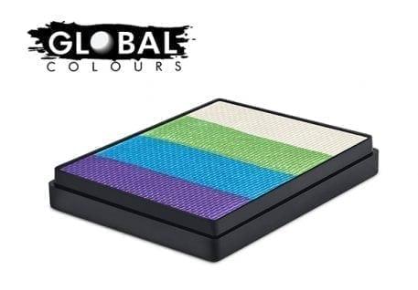 Sri Lanka Rainbow Cake Global Colours 50g Face Paints