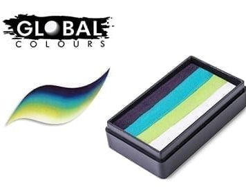 Taupo Funstrokes Global Colours 30g Face Paints