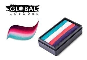 Venice Funstrokes Global Colours 30g Face Paints