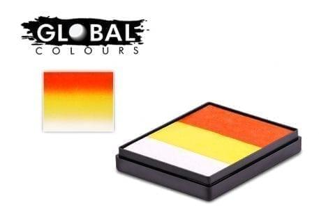 Vienna Rainbow Cake Global Colours 50g Face Paints