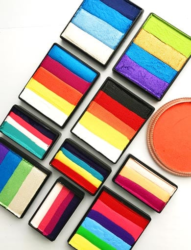 Buy Face Paints In Australia Quality Face Painting Brands