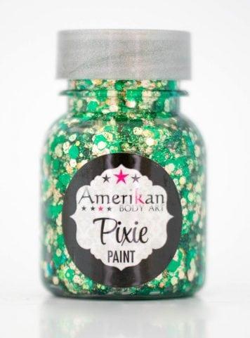 pixie paint australia green glitter Labyrinth