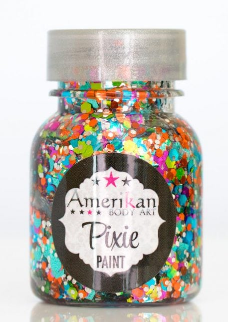 Pixie Paint glitter australia tropical whimsy