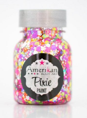 pixie paint australia Valley Girl glitter