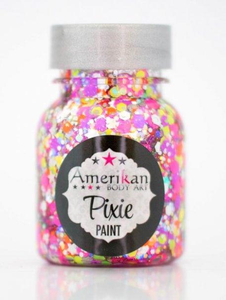 pixie paint australia Valley Girl glitter