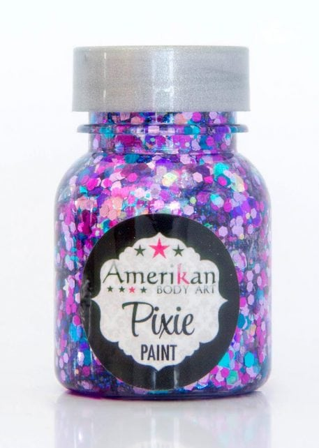 pixie paint australia fifi royale purple glitter