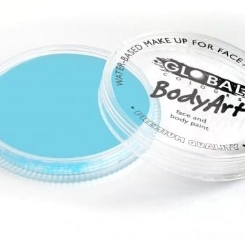 Baby Blue Global Colours 32g Face Paints australia