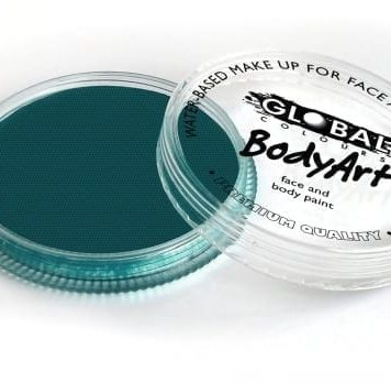 Deep Green Global Colours 32g Face Paints australia
