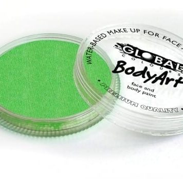 Lime Green Global Colours 32g Face Paints