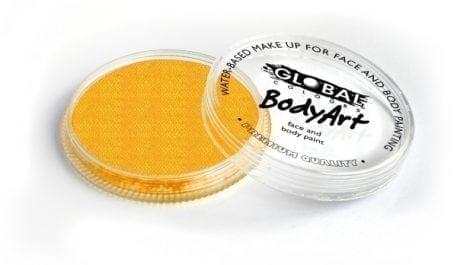 Metallic Gold Global Colours 32g Face Paints