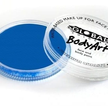 Neon Blue Global Colours 32g Face Paint Australia
