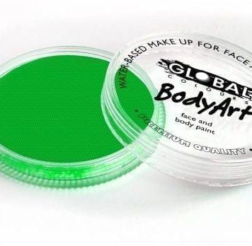 Neon Green Global Colours 32g Face Paint Australia