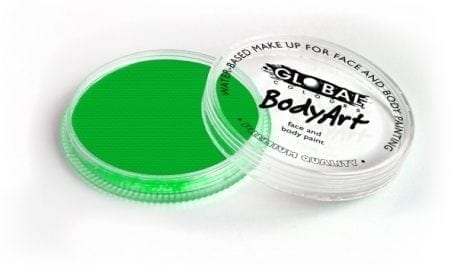 Neon Green Global Colours 32g Face Paint Australia
