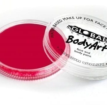 Neon Pink Global Colours 32g Face Paints australia