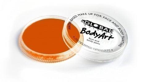 Orange Global Colours 32g Face Paints australia