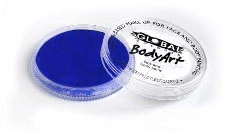 Pearl Deep Blue Global Colours 32g Face Paints australia