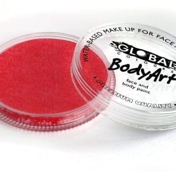 Pearl Red Global Colours 32g Face Paints australia