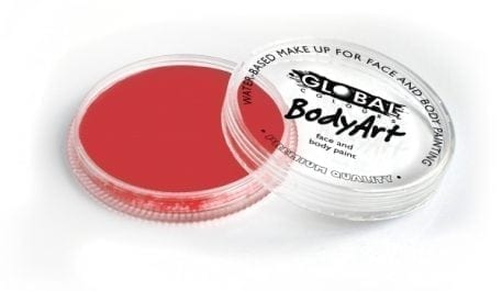 Red Global Colours 32g Face Paints australia