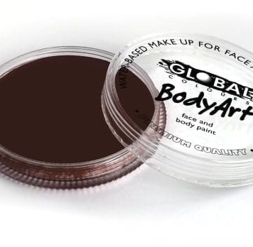 Rose Brown Global Colours 32g Face Paints Australia