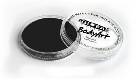 Strong Black Global Colours 32g Face Paints