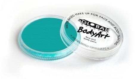 Teal Global Colours 32g Face Paints australia