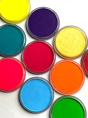 Solid Colours 32g Face Paint